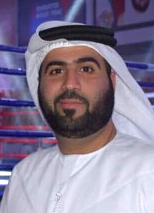 Mr. Fahad Khalfan Al Abdooli